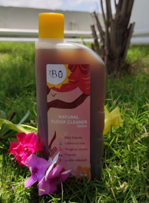 Natural Floor Cleaner - 500 ml